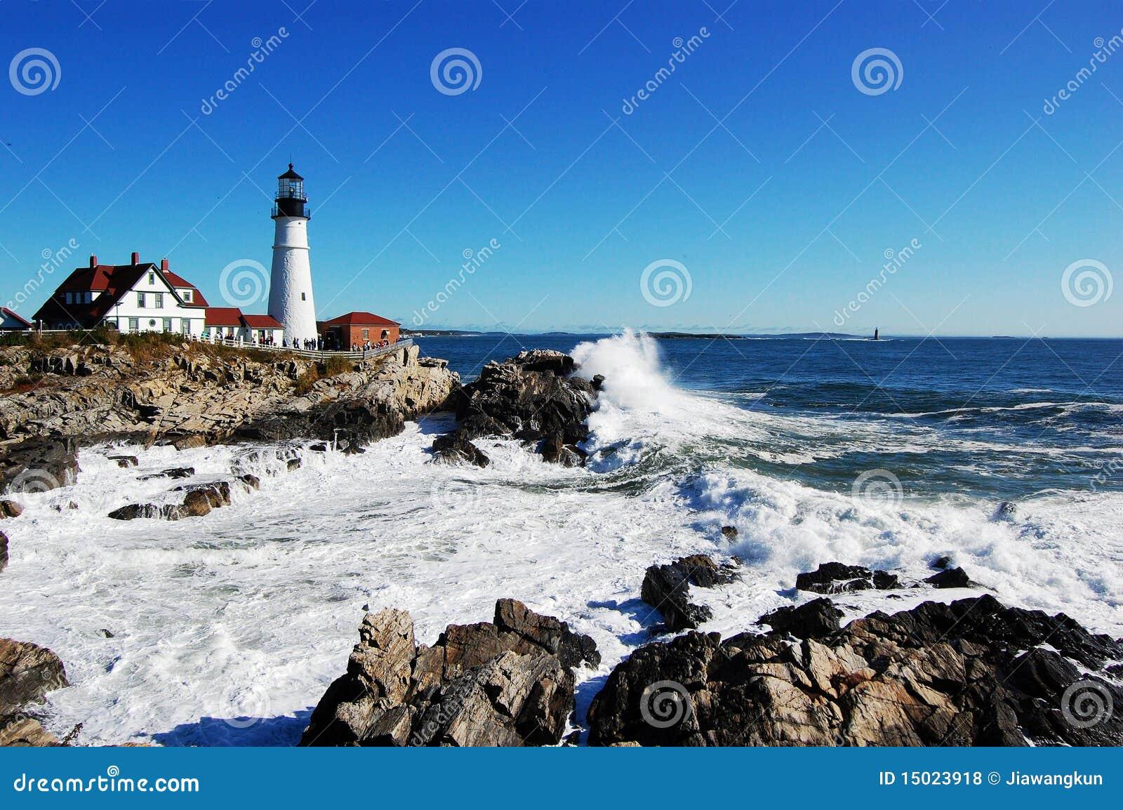 Phare principal de Portland, Maine