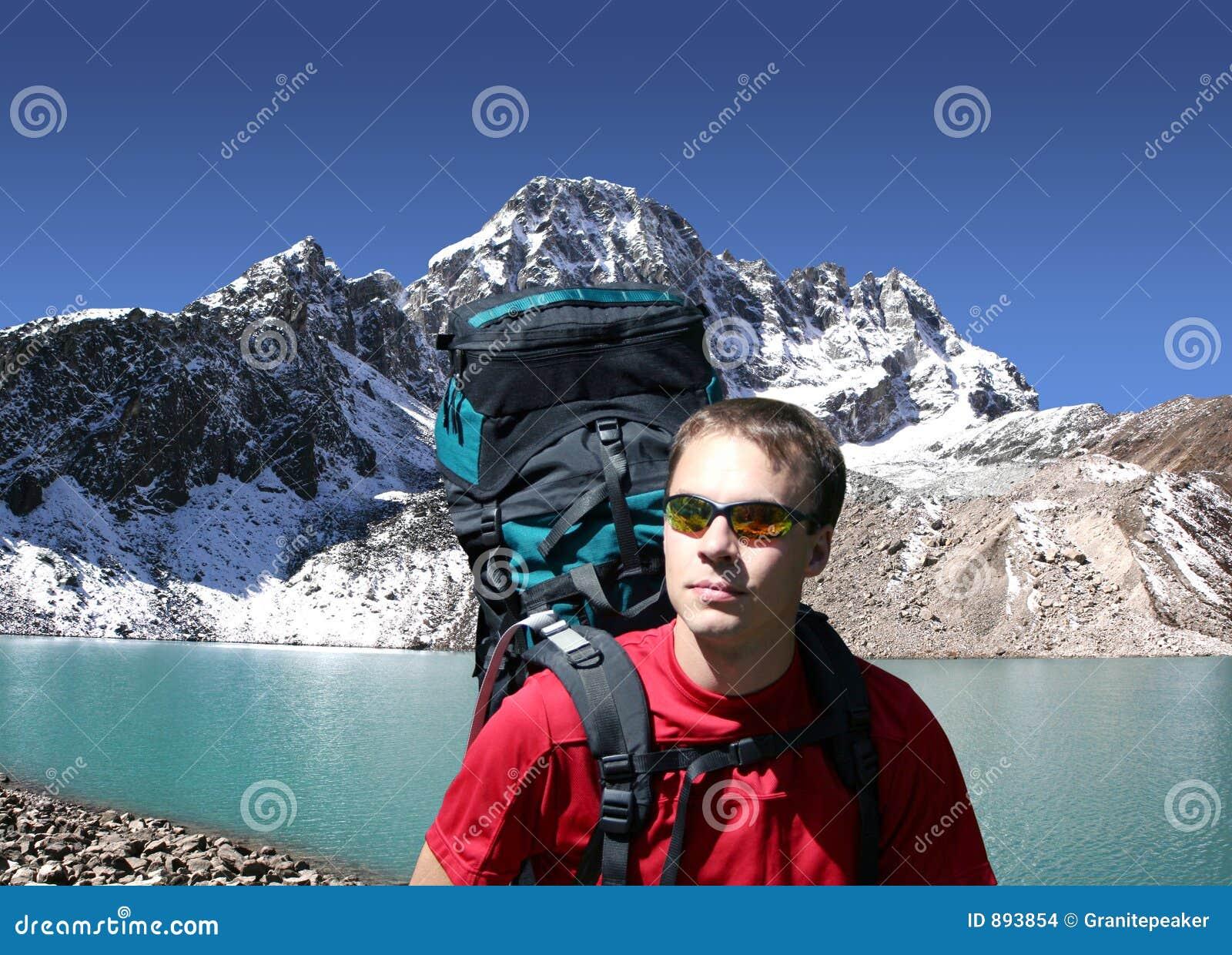 Pharilapche taboche tsho peak