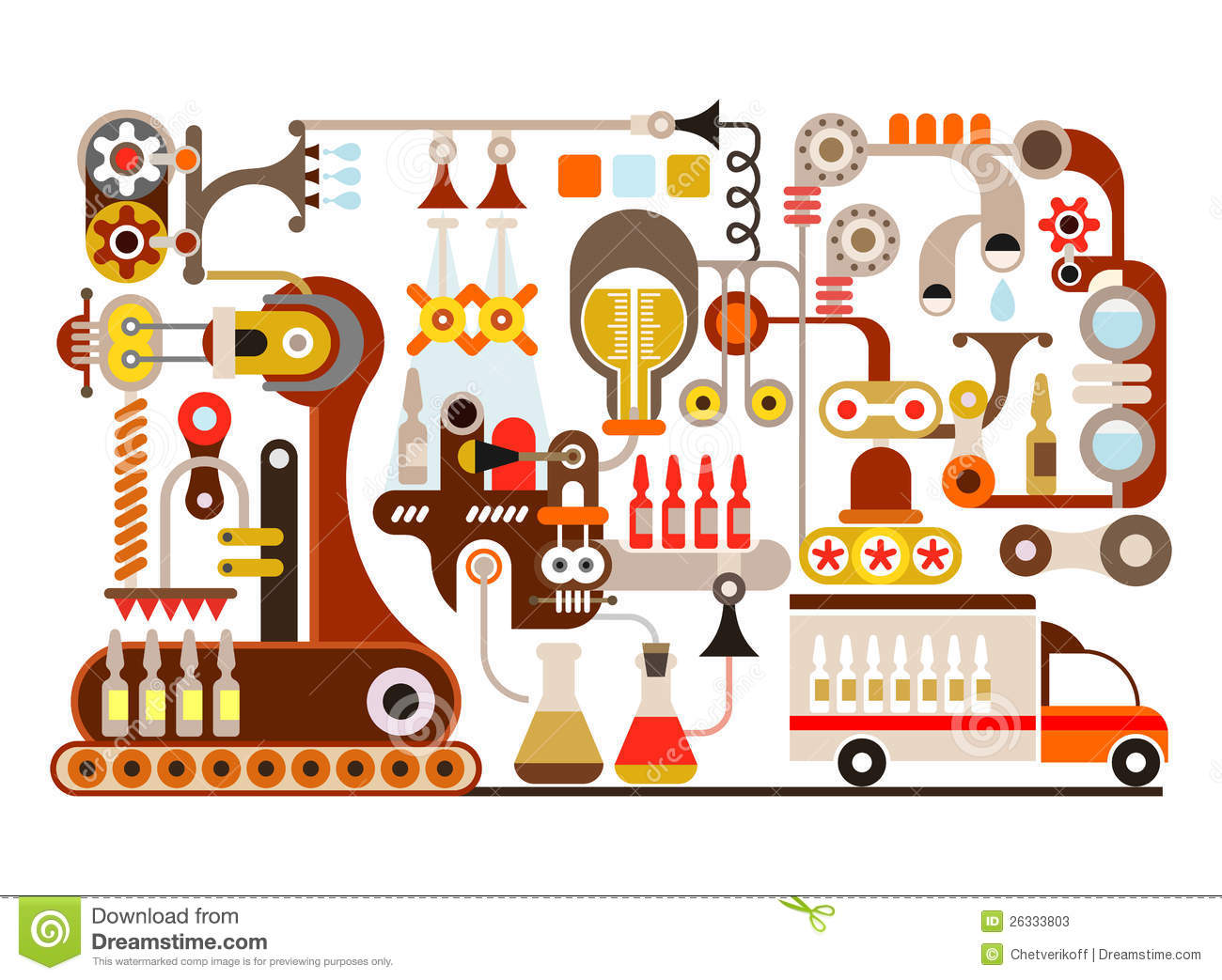 Pharmaceutical Industry Clip Art – Cliparts