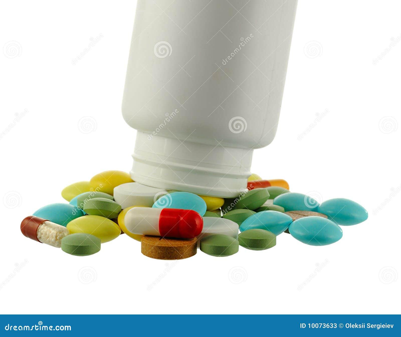 Pharmacy Background Stock Photos - Image: 10073633
