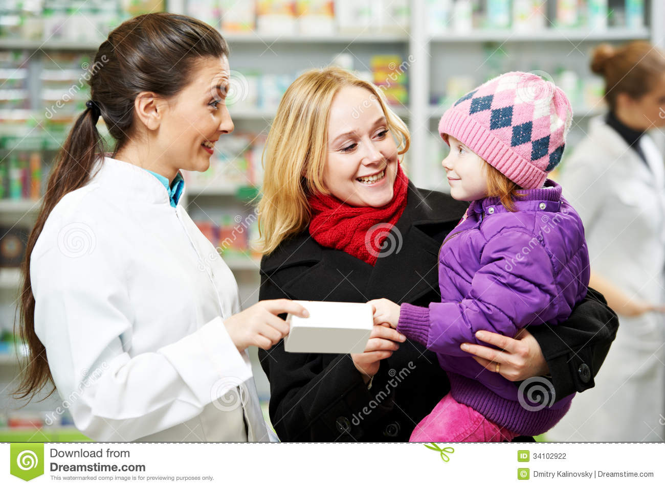 pharmacist client relationship