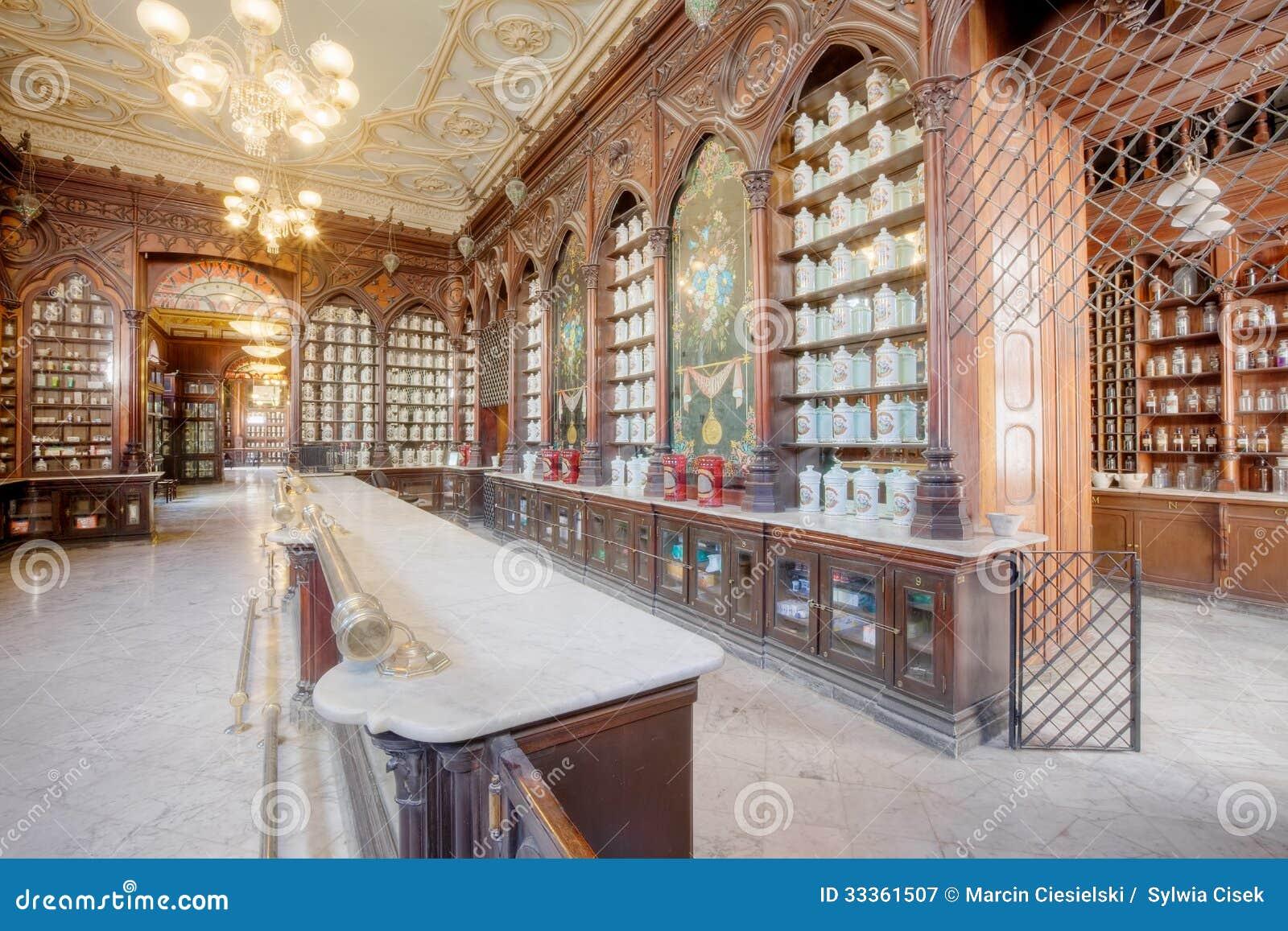 Pharmacy In Havana Cuba Editorial Photography Image Of