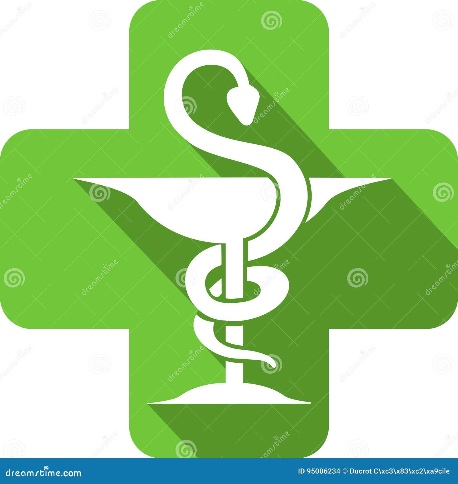 pharmacy icon vector illustration cartoondealer com TIF Caduceus Medical Symbol Vector Caduceus Medical Symbol High Res