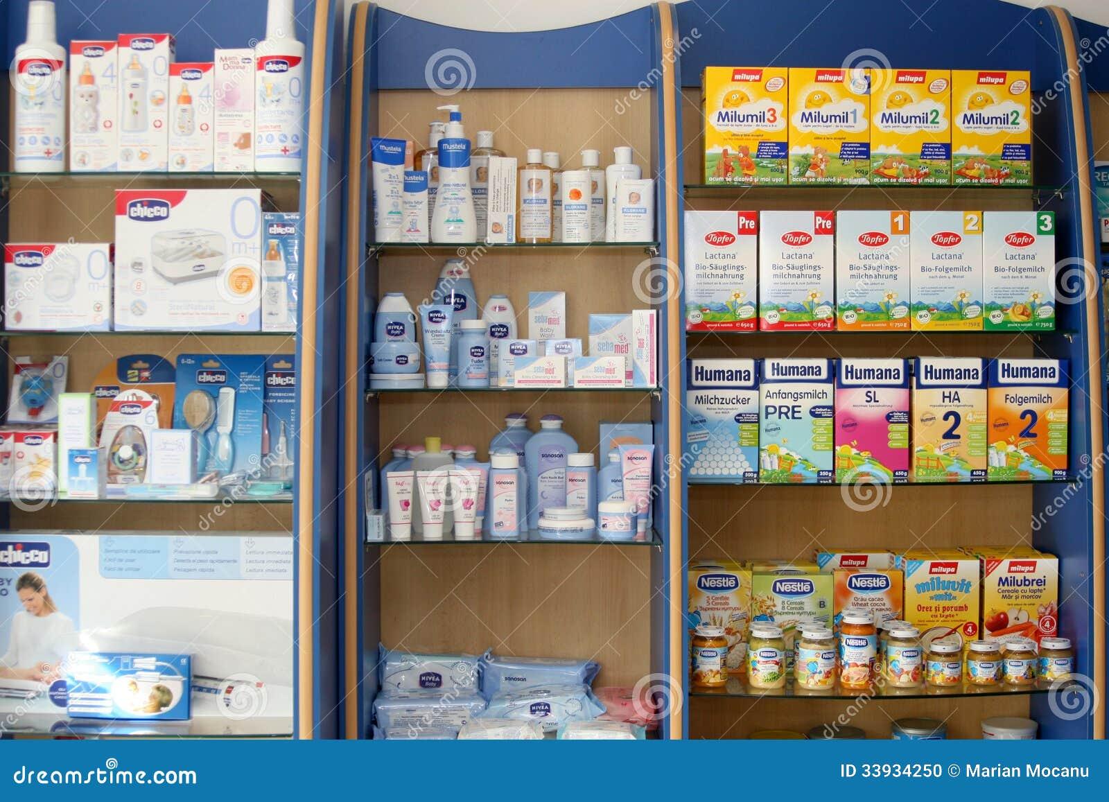 Pharmacy Design & Fixtures