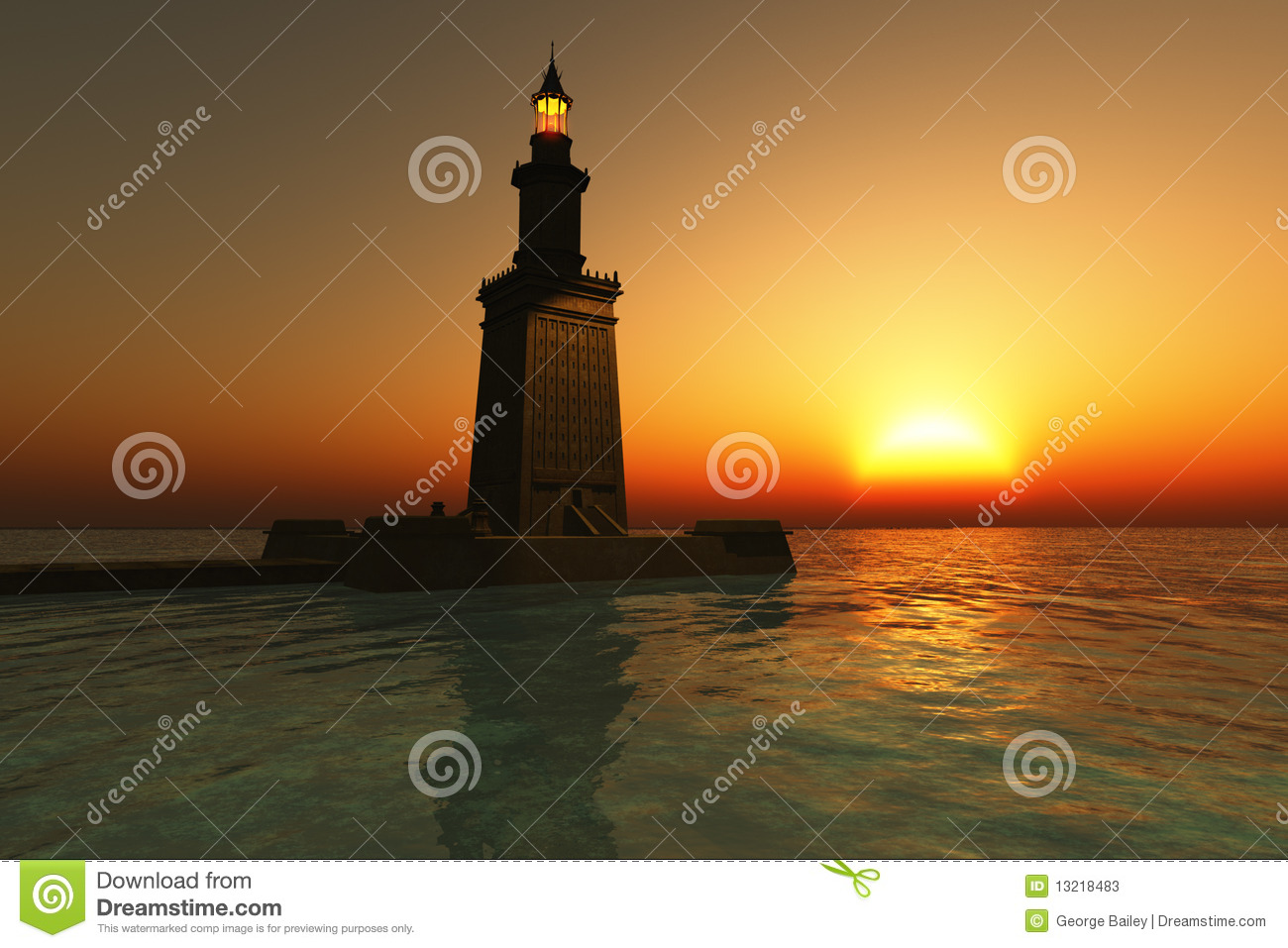 the importance of the light house of alexandria to the ancient egyptian society