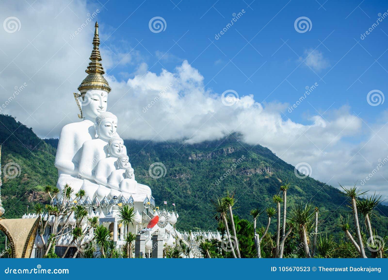Phetchabun的泰国大菩萨