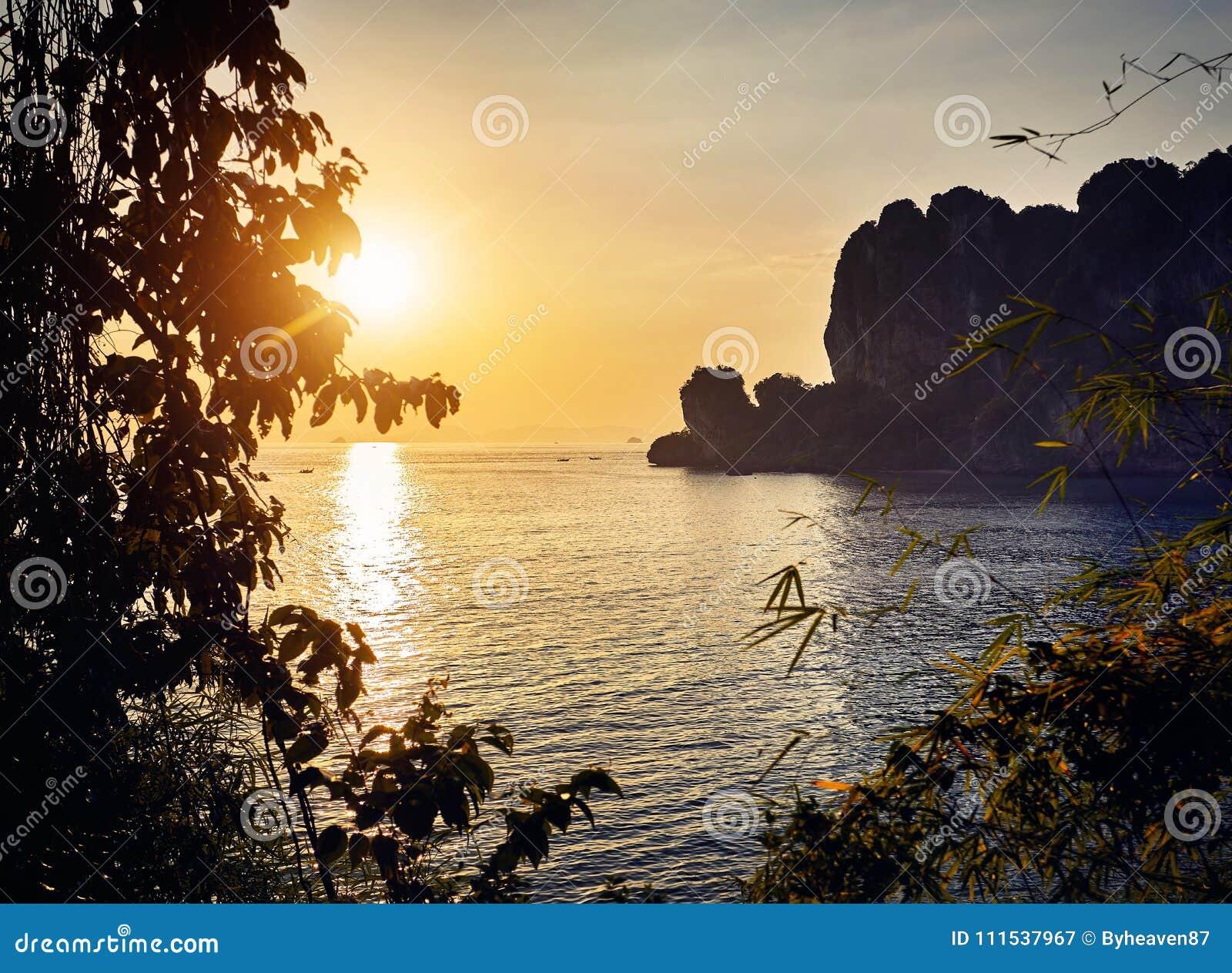 Phi Таиланд ko острова пляжа красивейший