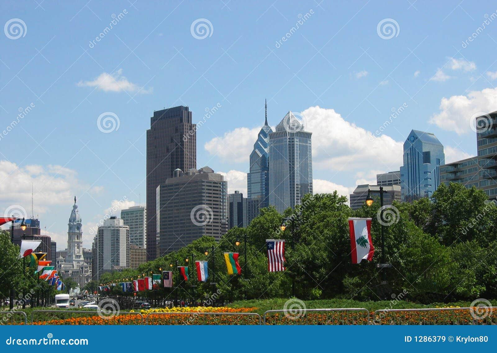 Philadelphia, Downtown 02