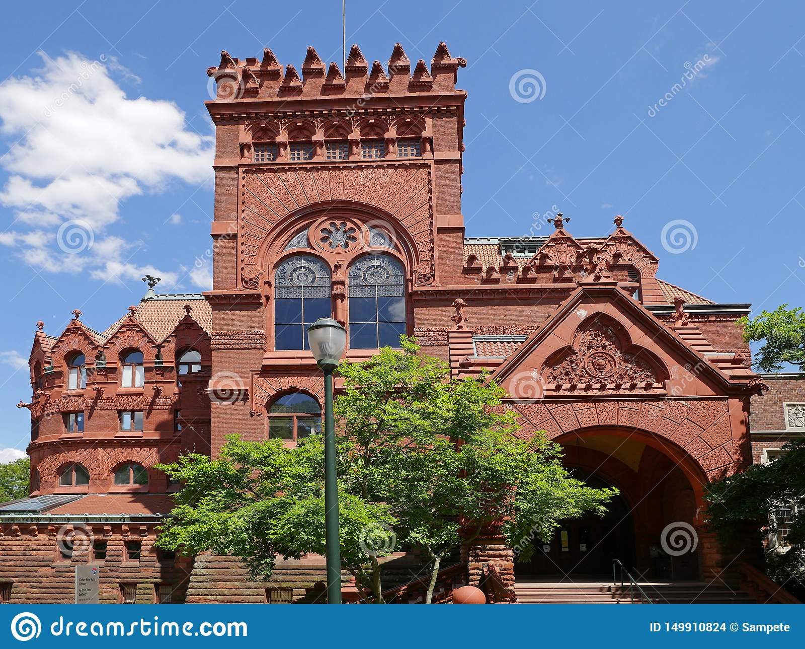 Fine Arts Library At The University Of Pennsylvania Editorial Stock Image Image Of Fine National 149910824
