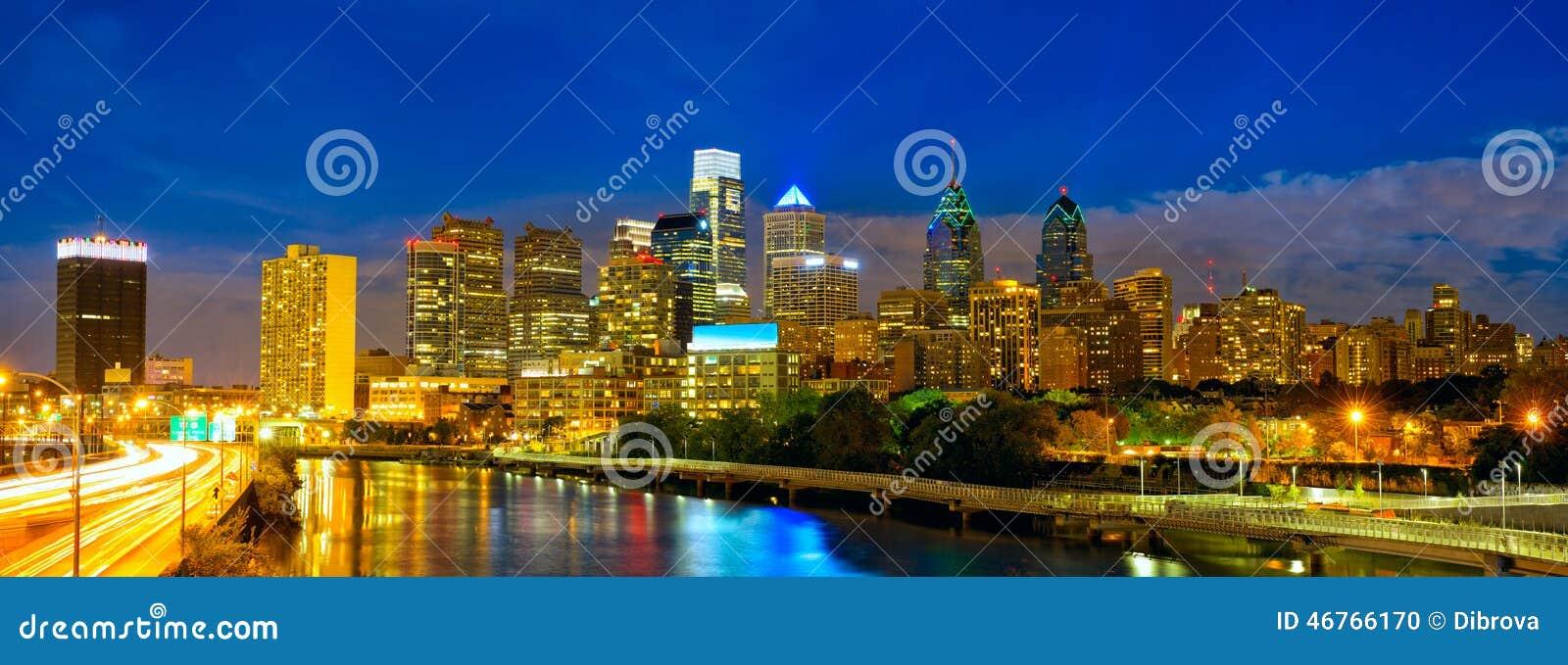 Philadelphia im Stadtzentrum gelegen