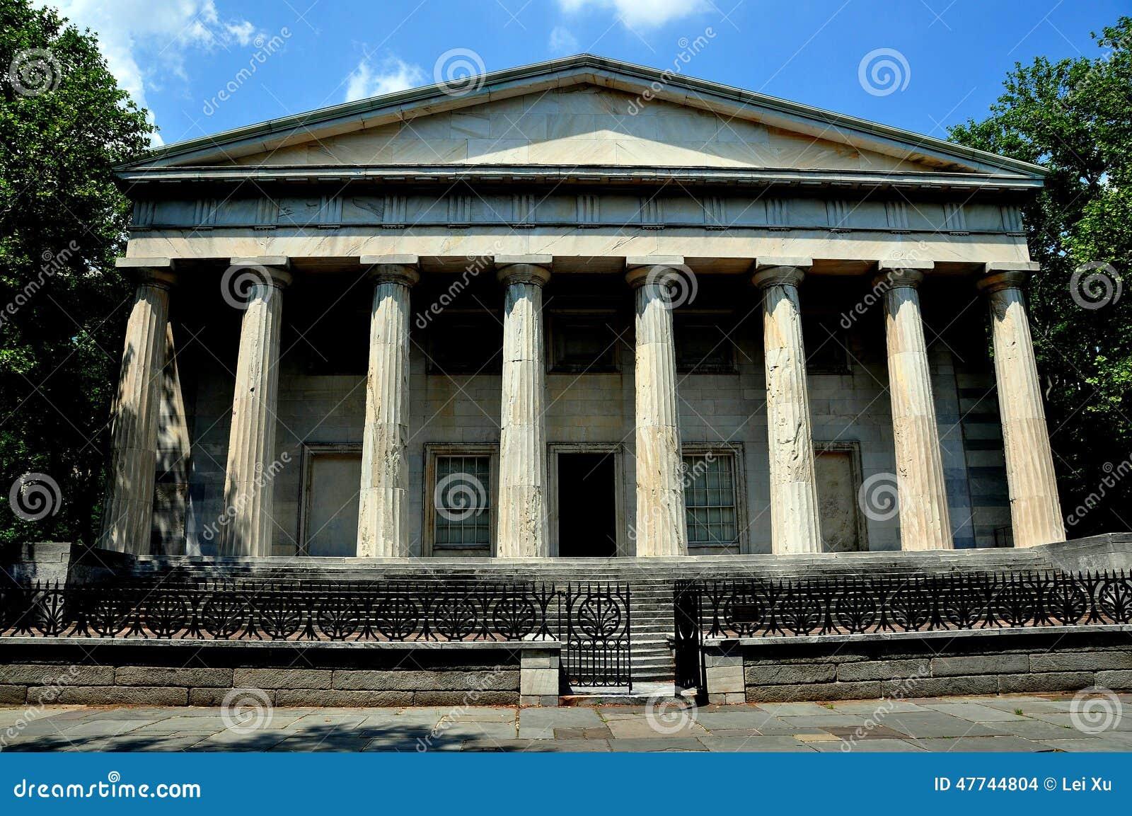 Philadelphia, PA: Tweede Bank van de Verenigde Staten