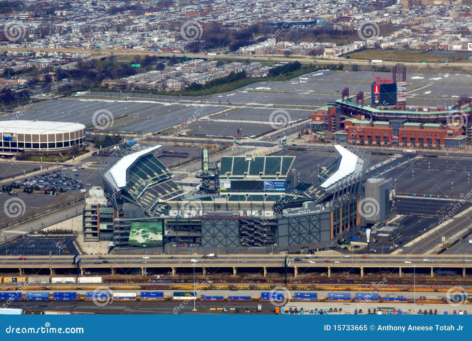 Philadelphia Sports Complex Editorial Image Image 15733665
