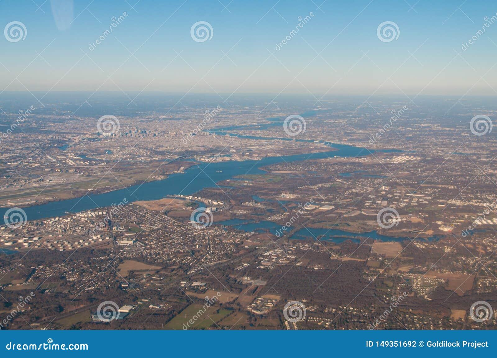 Philadelphie de l air