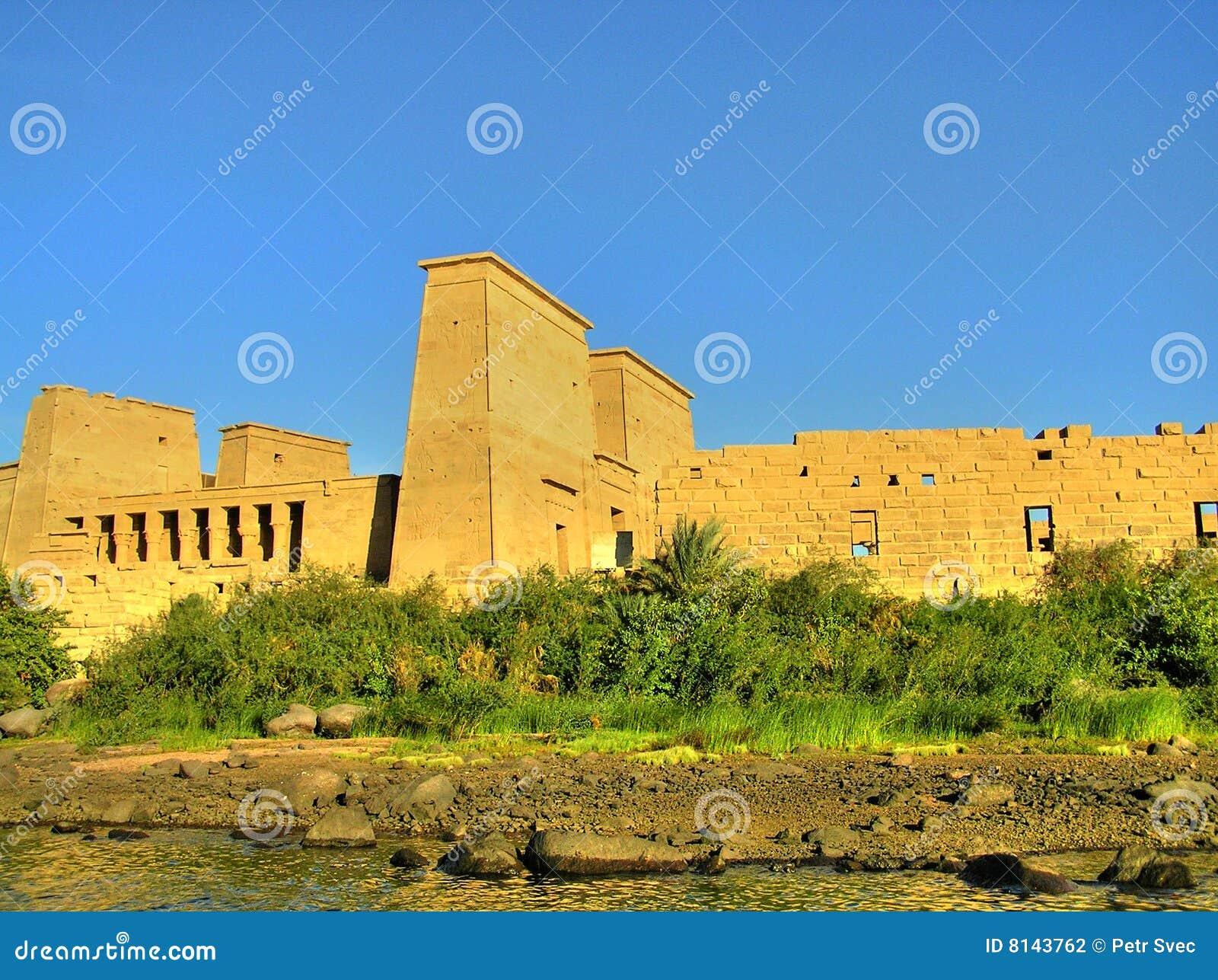 Philae寺庙