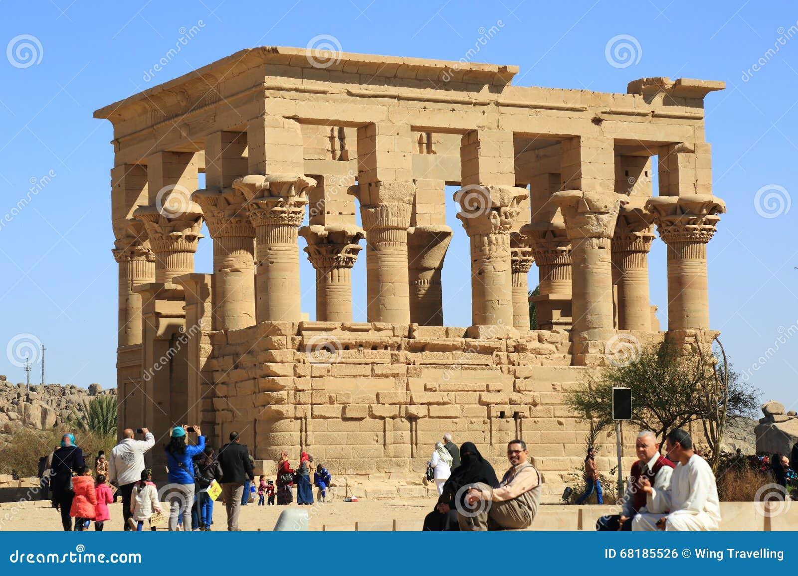 Philae świątynia