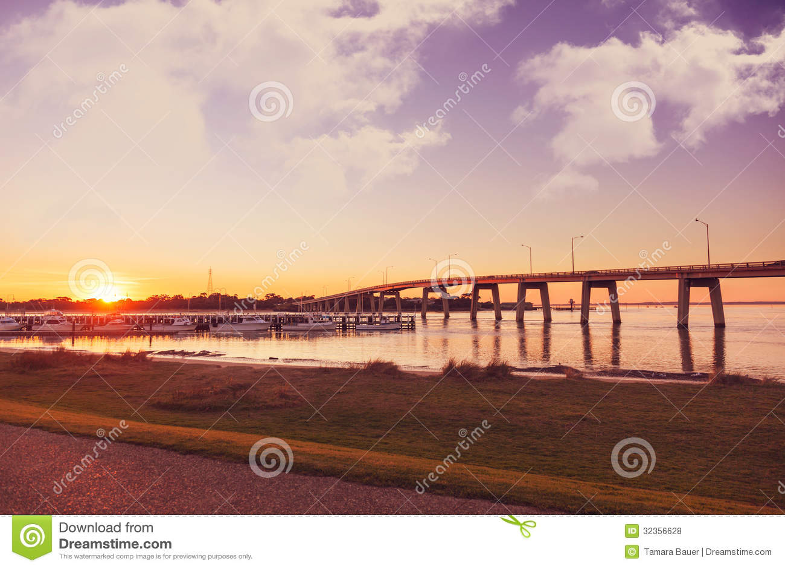 Phillip Island Sunset Time