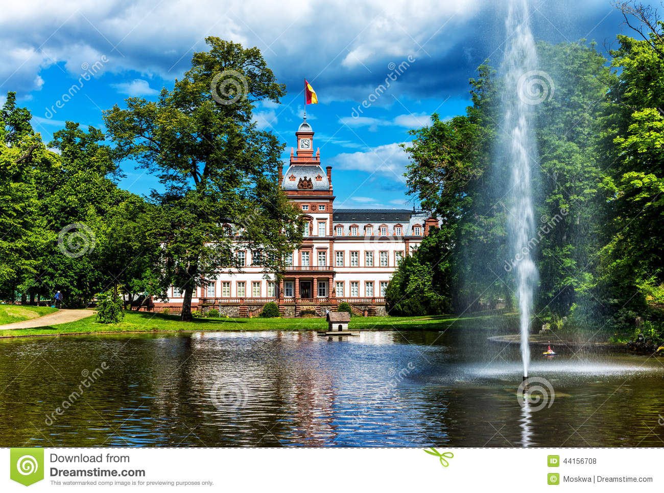 Hanau am Main Germany  city images : ... on the banks of river Main in Hanau, near Frankfurt am Main, Germany