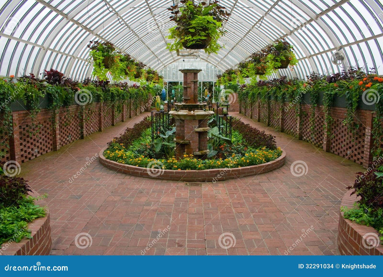 Phipps Conservatory stock photo. Image of vegitation - 32291034