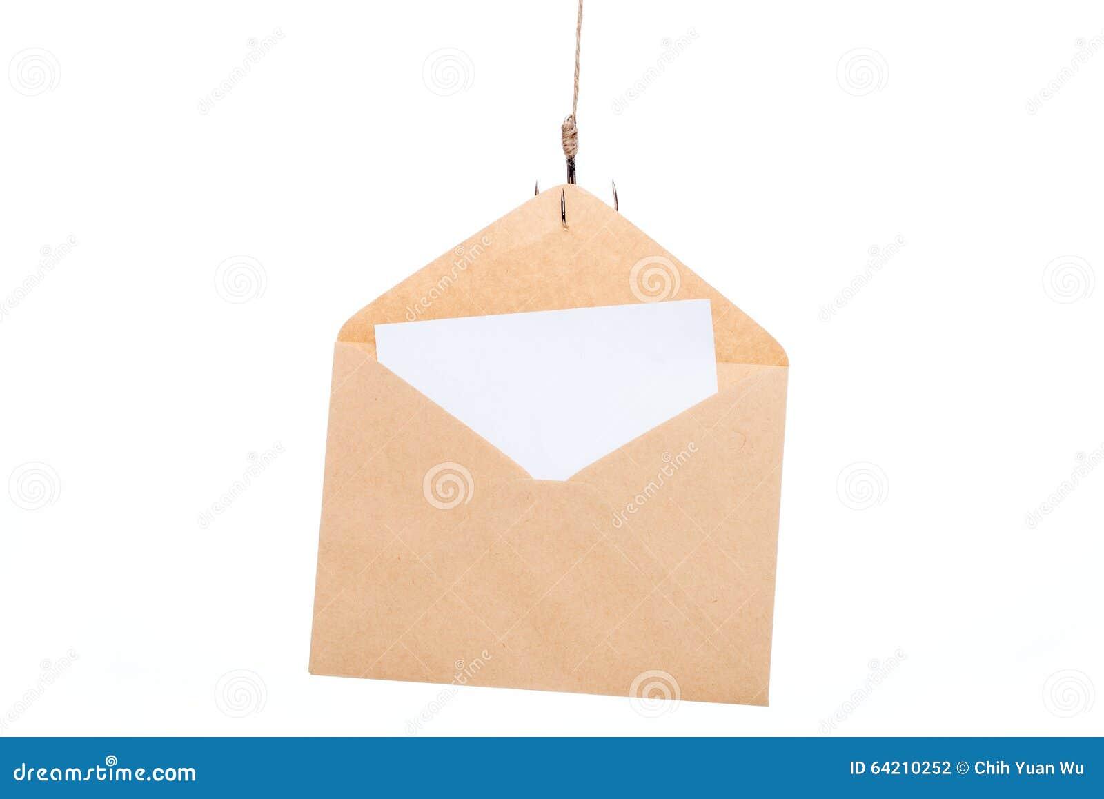 Phishing del correo electrónico