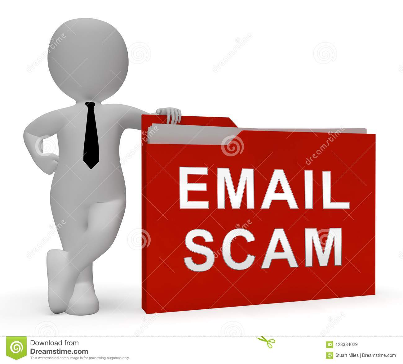 email theft download