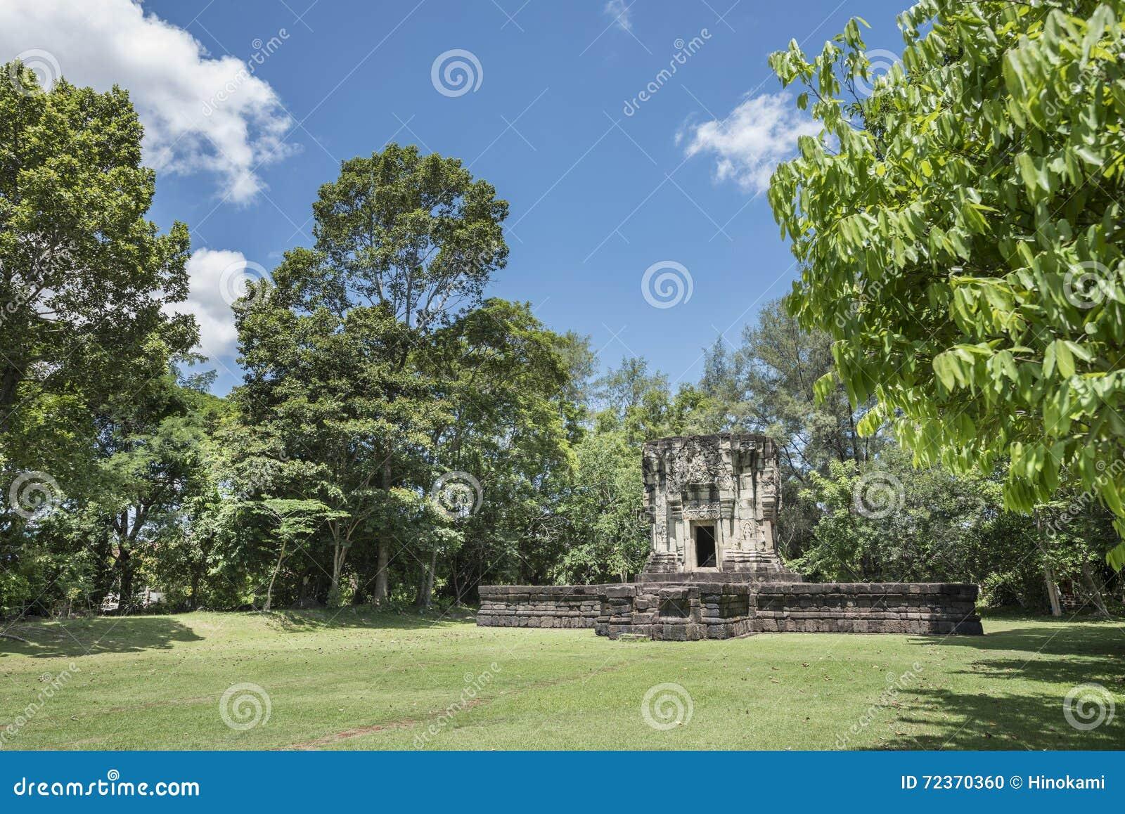 Phluang圣所在素林,公共场所