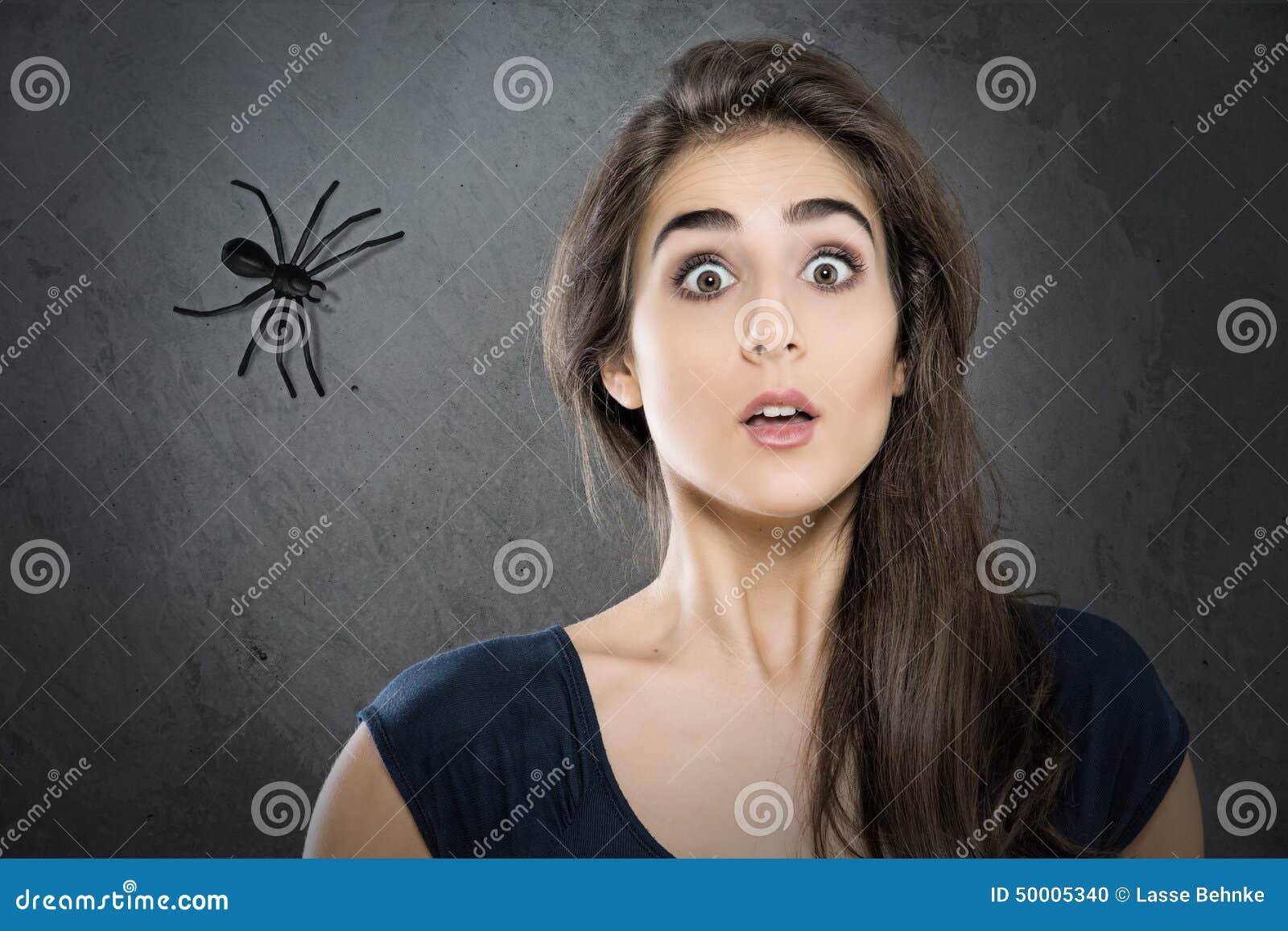 Phobie d araignée