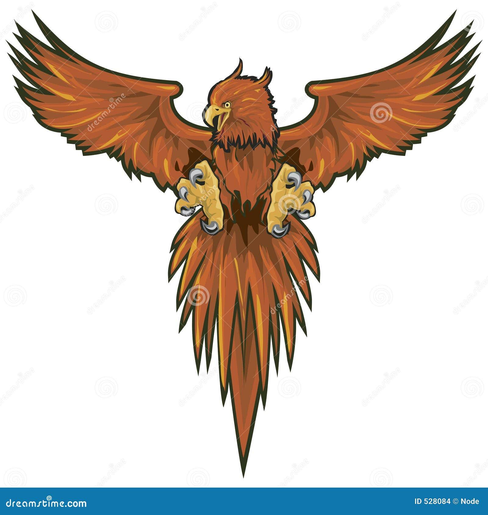 Phoenix com trajeto de grampeamento