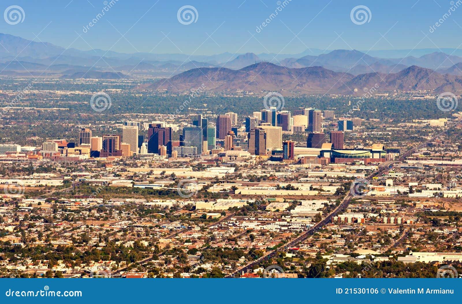 Phoenix, o Arizona