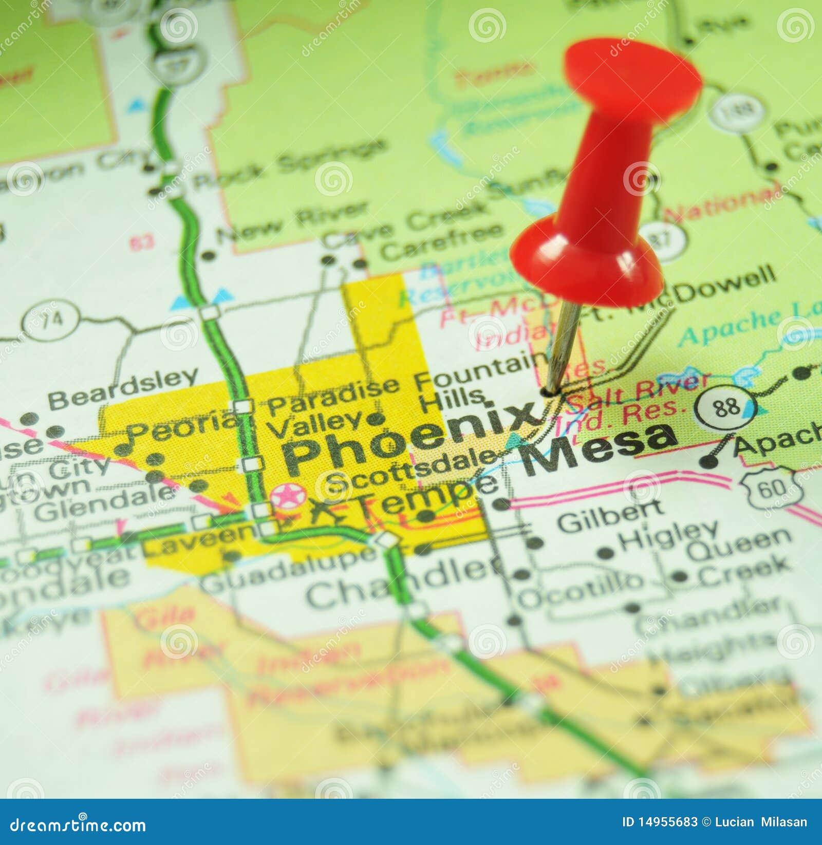 Phoenix US Stock Photos  Image 14955683