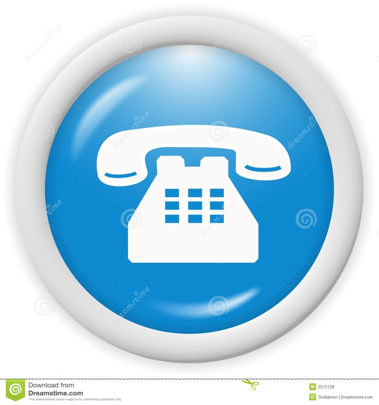 phone icon royalty free stock photos image 2572128 Funny Telephone Clip Art Phone Clip Art