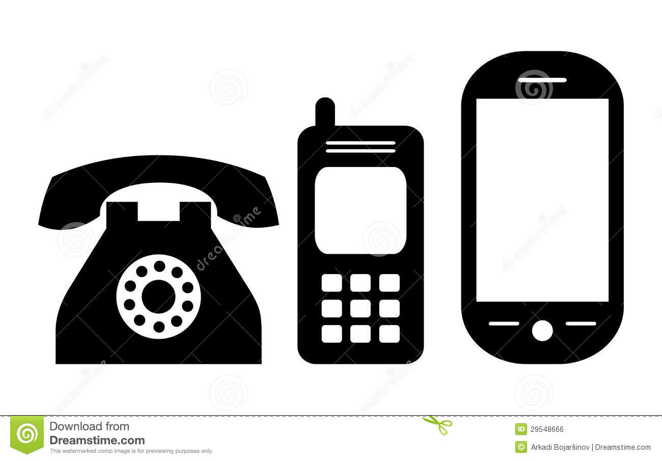 Cell Phone Symbols Nyustraus Exaple Resume And Cover Letter