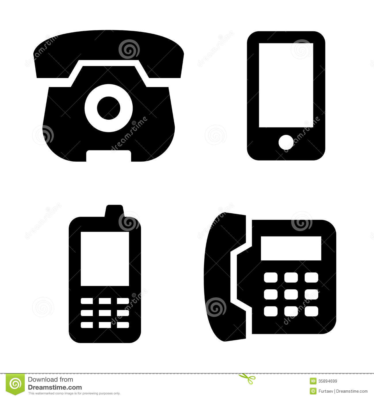 Mobile Phone Icon Vector Free Download - free vector cell phone icons ...