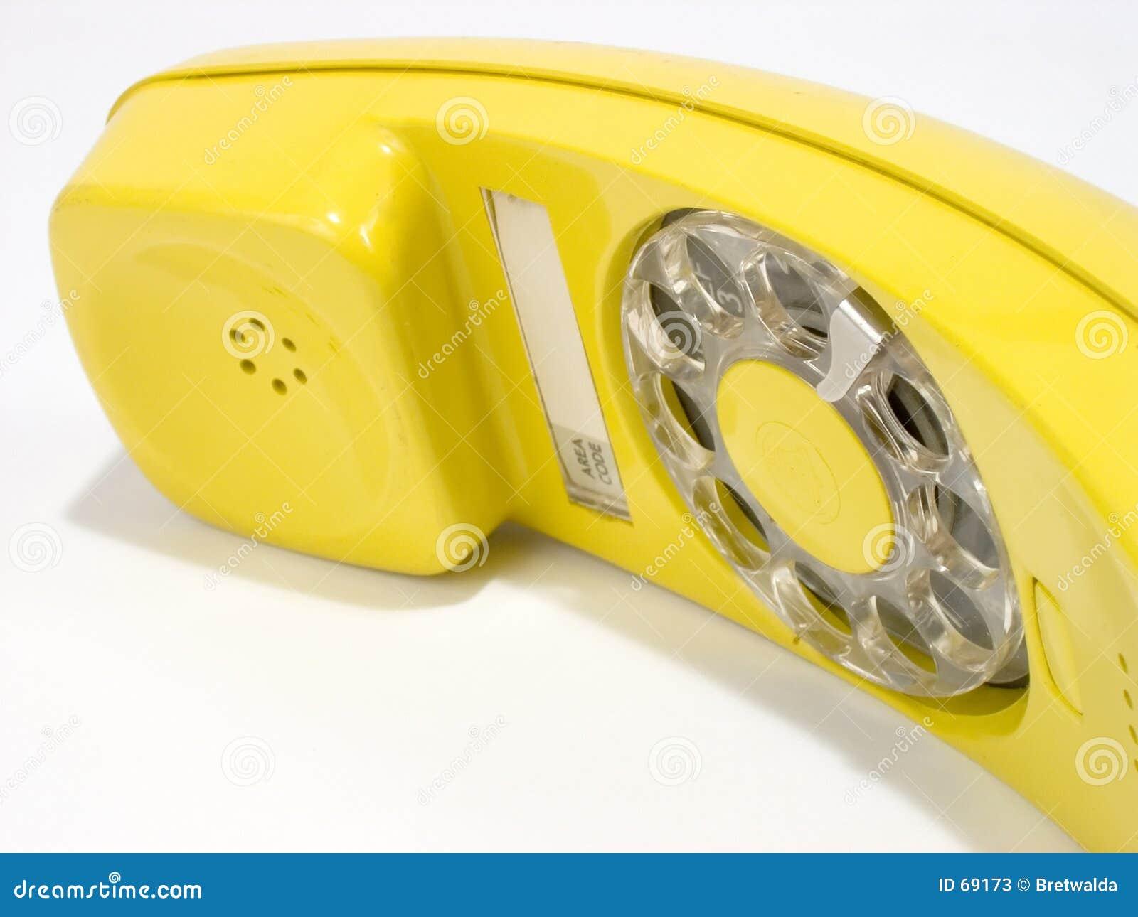 Phone1 κίτρινος