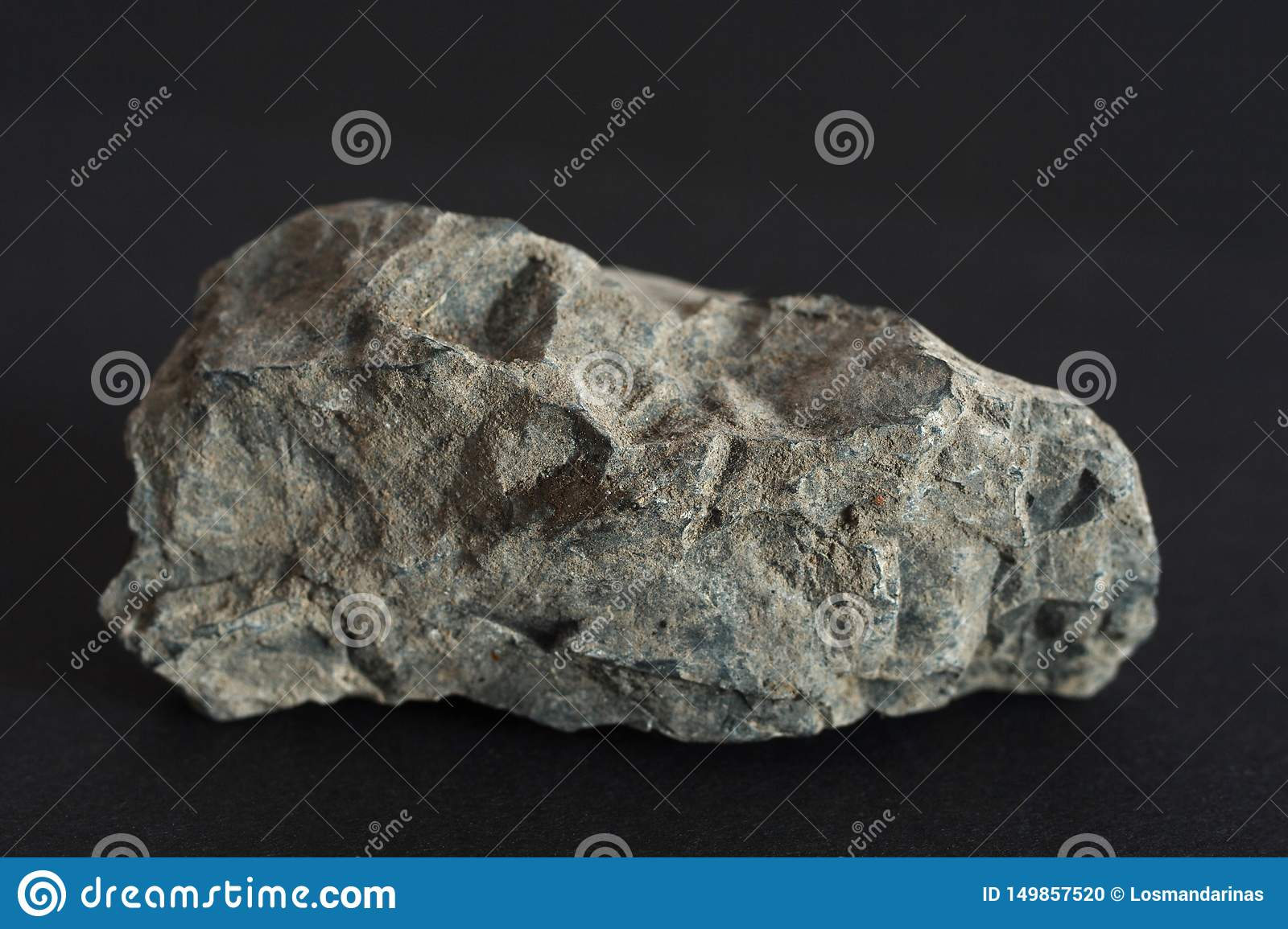 Phosphorite also phosphate rock mineral isolated