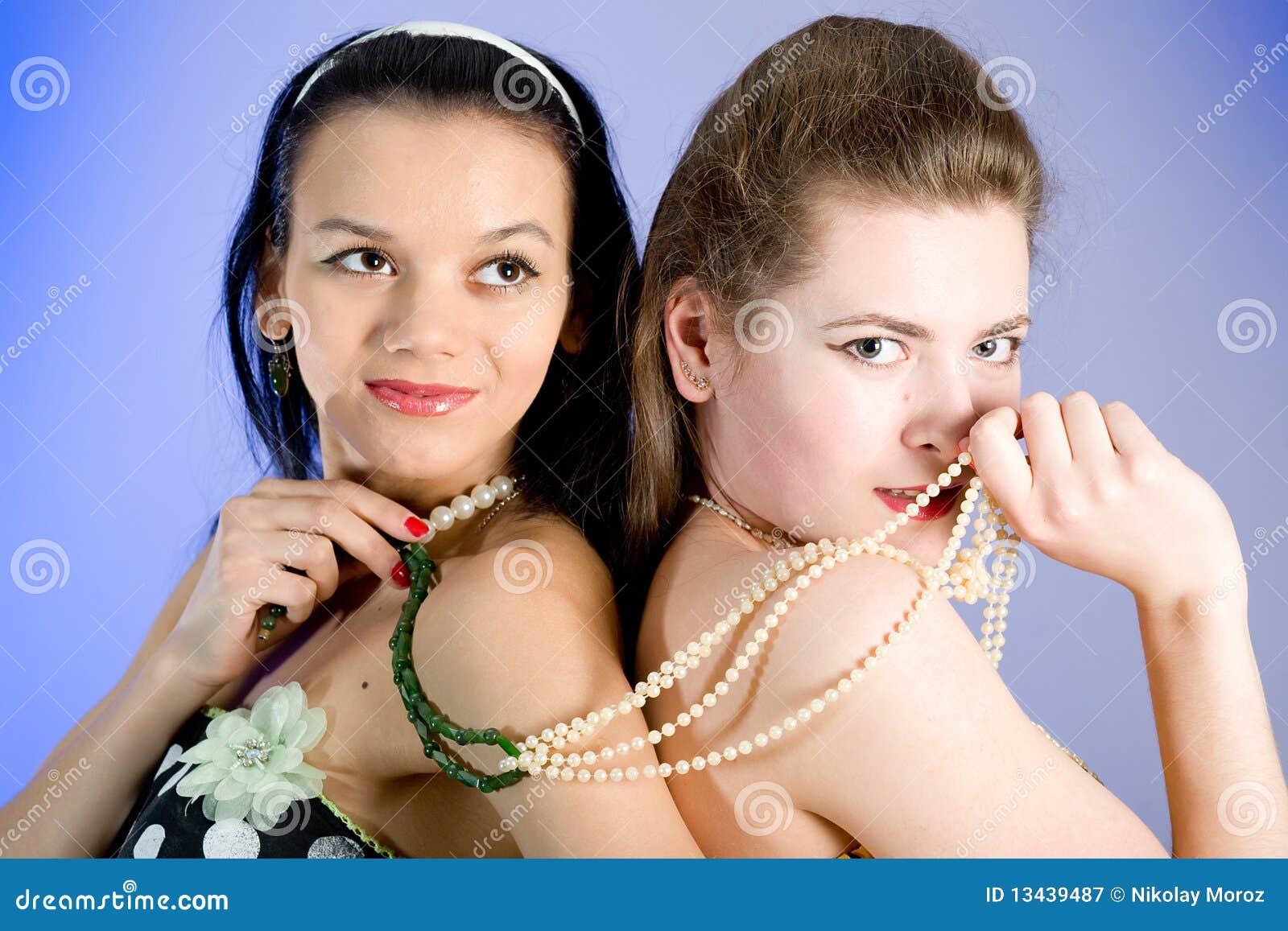 Photo of beautiful girls