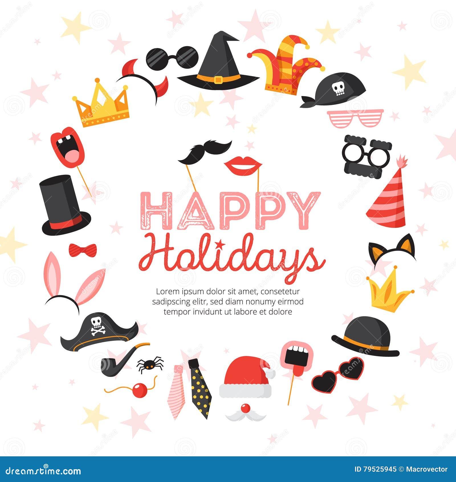 Authoritative message happy holidays ellie facial
