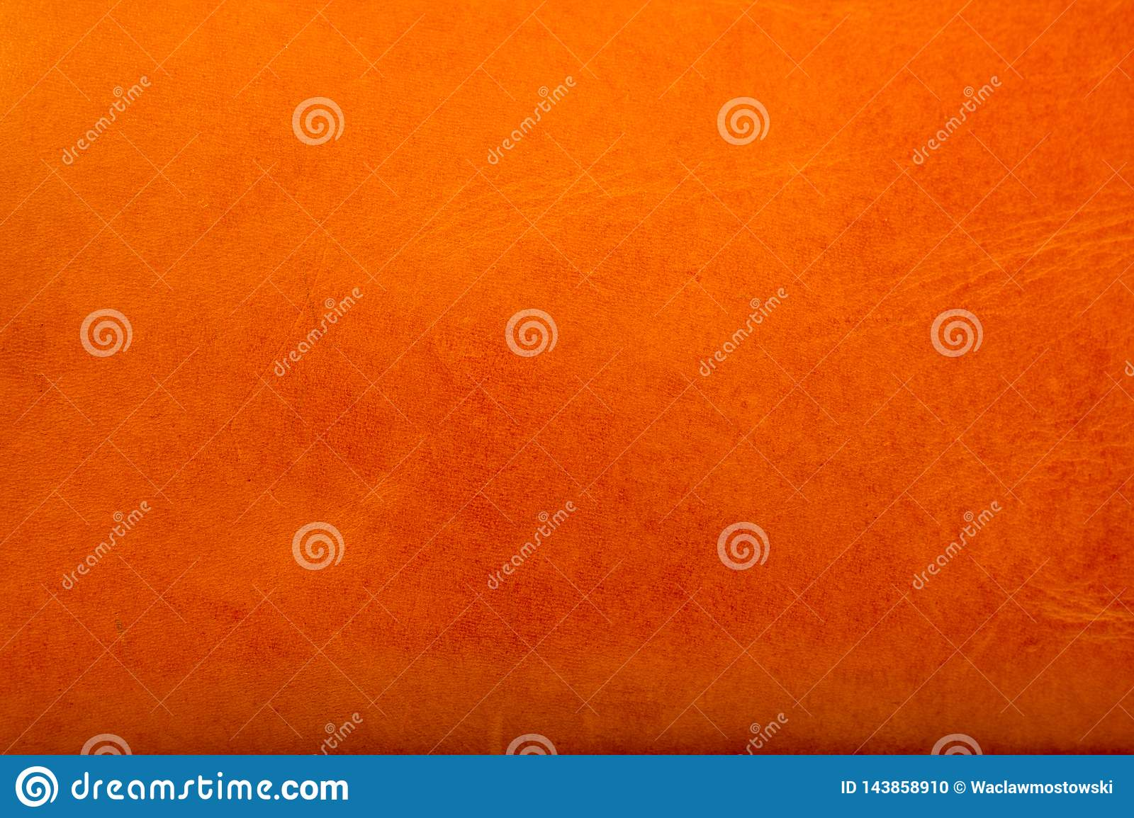 Vintage Brown Leather Texture Background Stock Photo