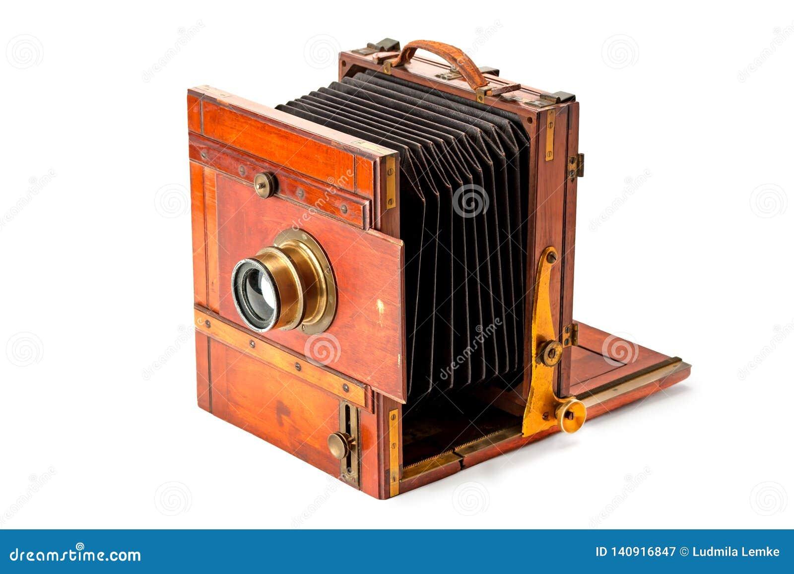 Photo-caméra de cru