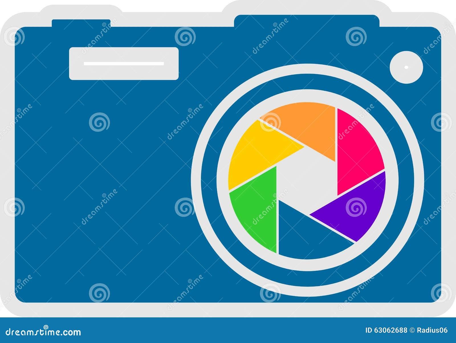 Vector Aperture - Focus Stock Vector - Image: 50685116