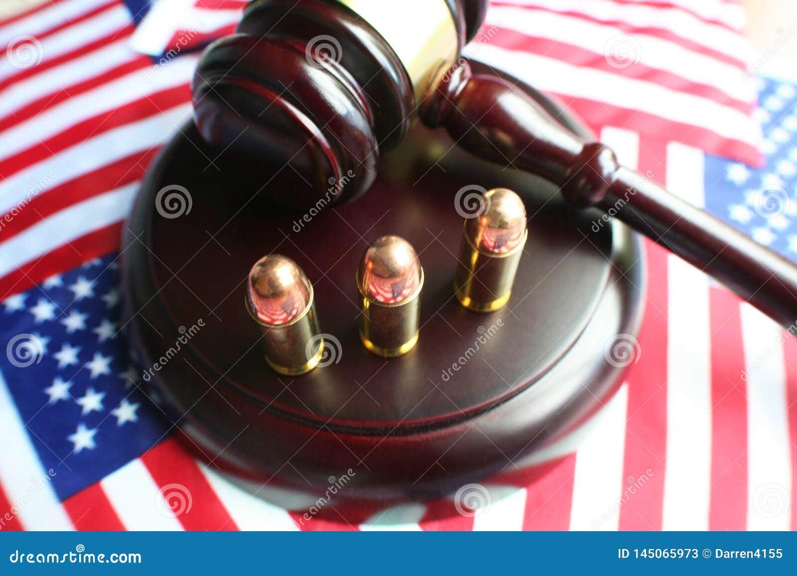 Photo courante de haute qualité de lois d arme à feu