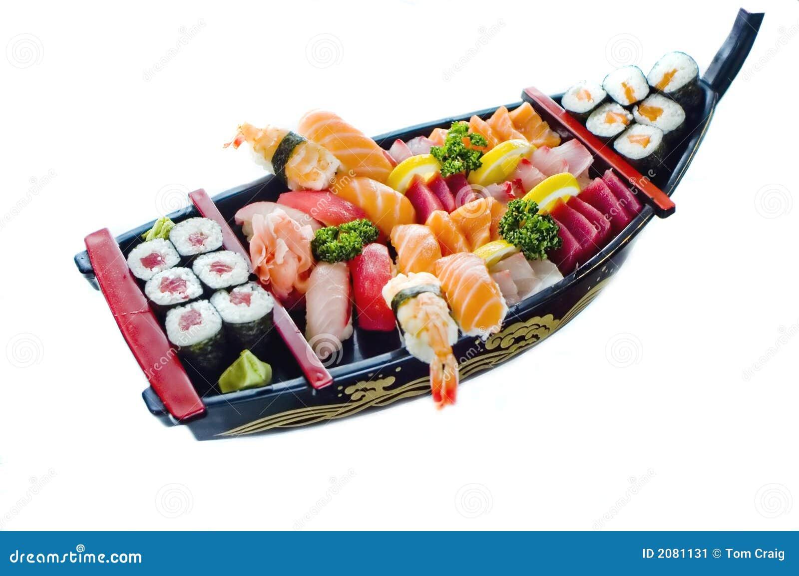 Photo courante de nourriture japonaise,