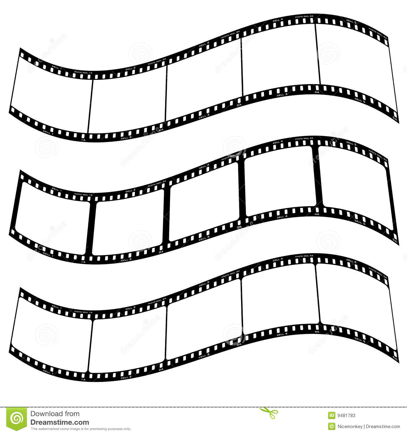 Film strip wave picture frame warehouse 13 dvd cover change the look of your rooms in a heartbeat with dezign with a zs movie strip picture frame wall decal order movie strip picture frame wall decal today jeuxipadfo Image collections