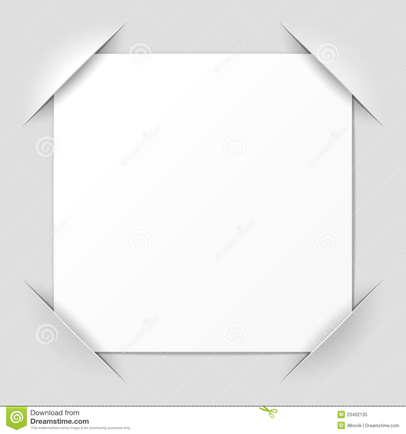 Photo frame corners stock vector image of angle design for Picture frame corners