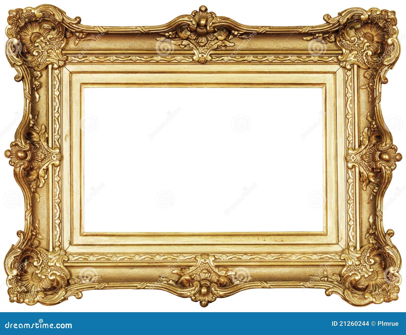Photo Frame Isolated Stock Photo Image Of Image Frame