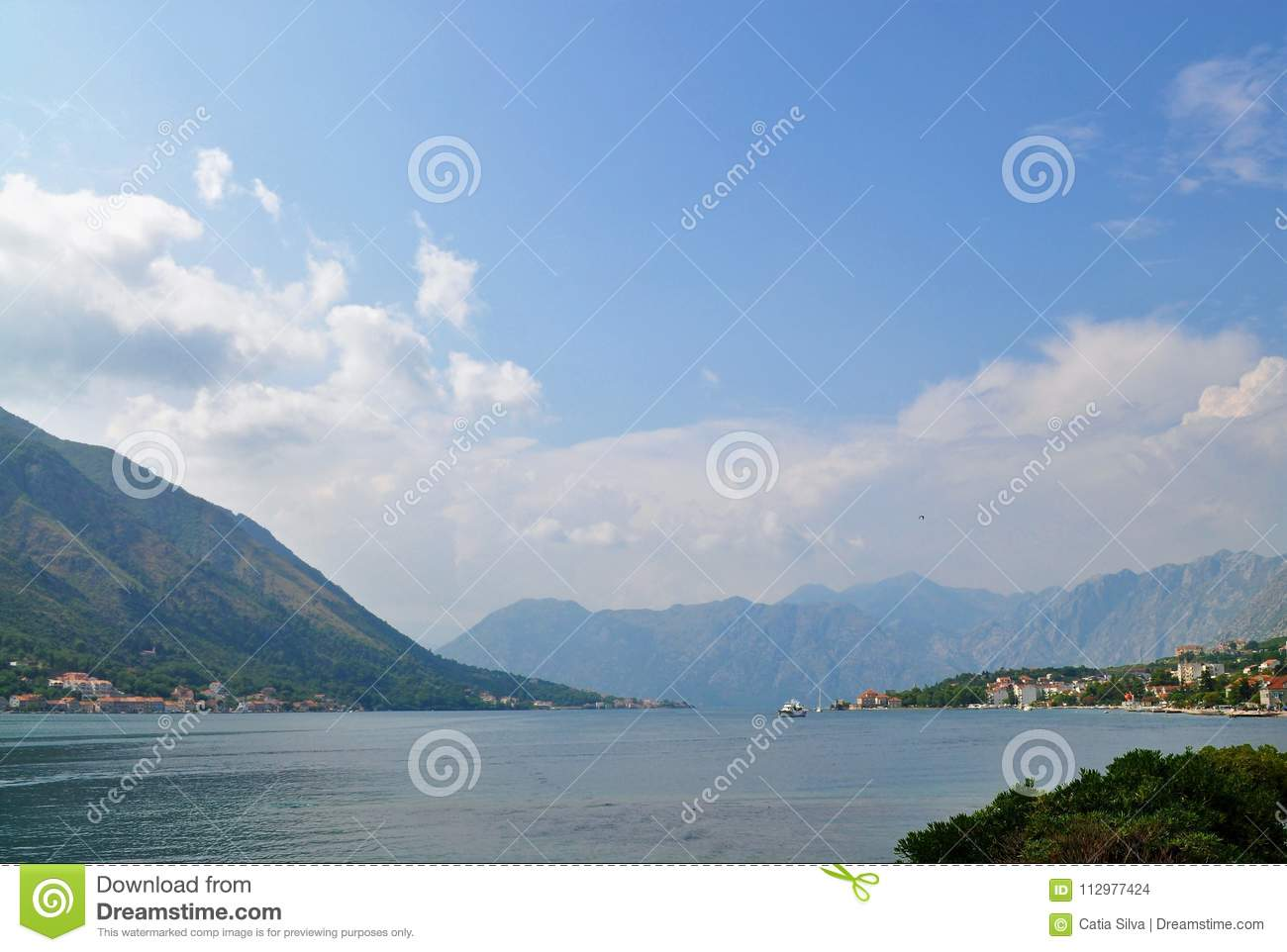Europe's most southernmost fjord - Kotor Bay
