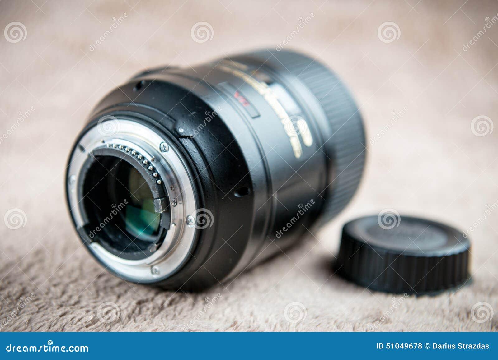 Photo lens back
