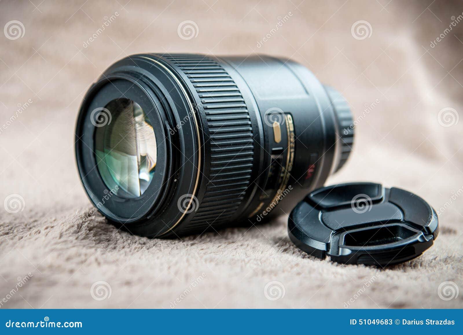 Photo lens front
