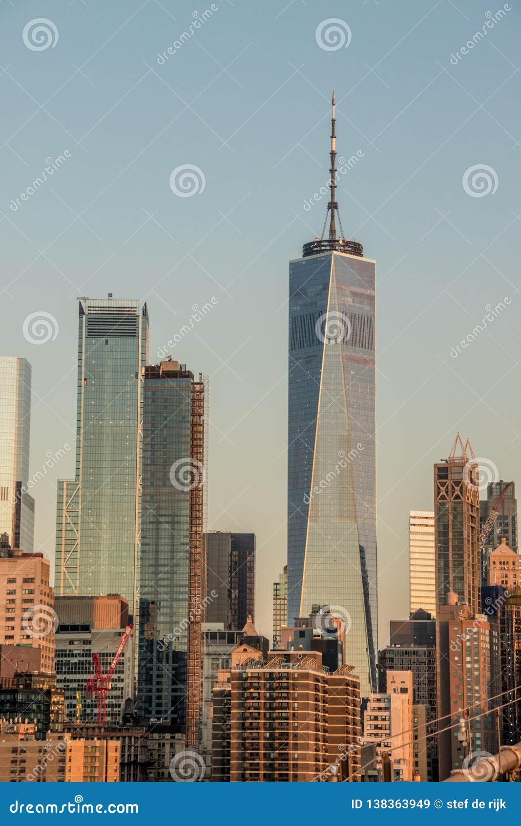 One world trade centre New York