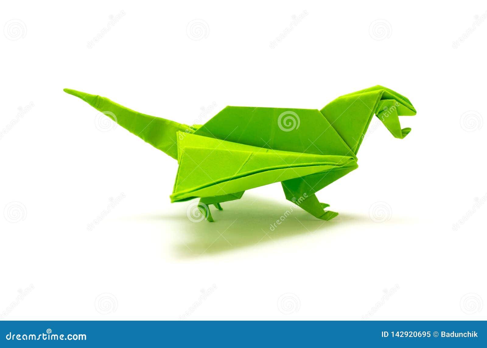 Origami Dragon (Jo Nakashima) - YouTube   1144x1600