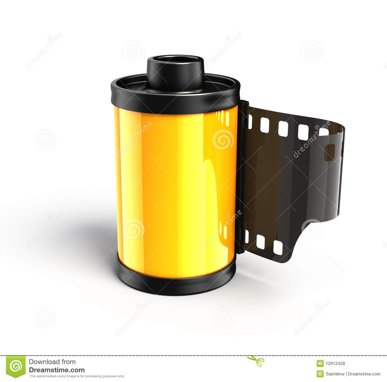 photo spool for film royalty free stock photos